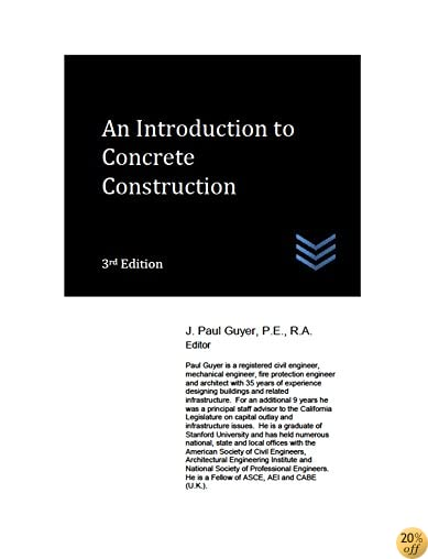 An Introduction to Concrete Construction