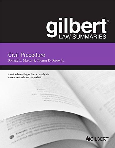 gilbert-law-summary-on-civil-procedure-gilbert-law-summaries
