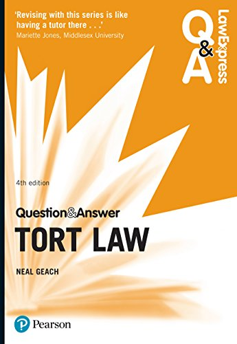 law-express-question-and-answer-tort-law-law-express-questions-answers