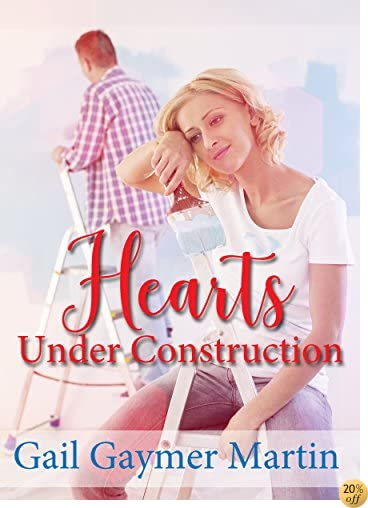 Hearts Under Construction (A Secret Identity novella Book 6)