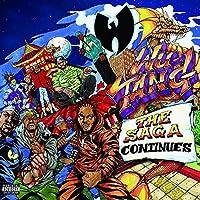 WU-TANG: THE SAGA CONTINUES [CD]