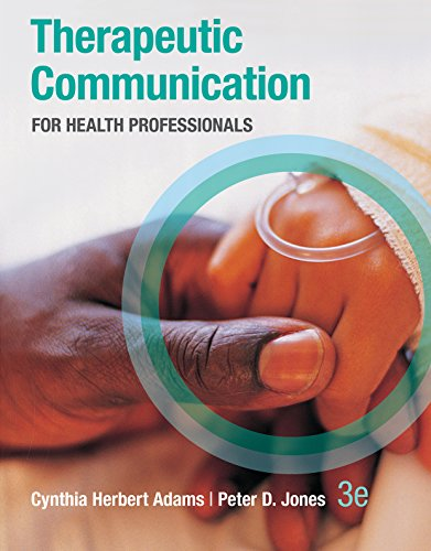 therapeutic-communication-for-health-professionals