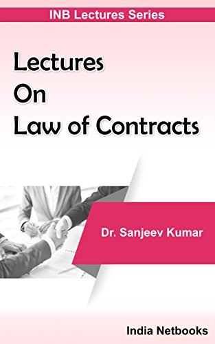 lectures-on-law-of-contracts-inb-lectures-series