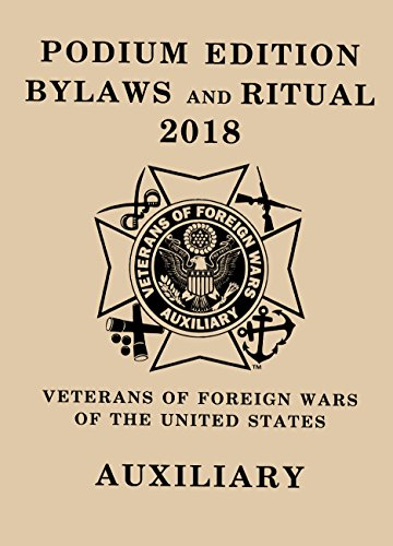 vfw-auxiliary-podium-edition-2018-by-laws-booklet-of-instruction-and-ritual