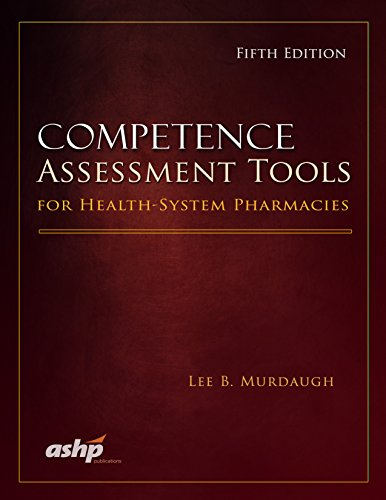 competence-assess5ment-tools-for-health-system-pharmacies