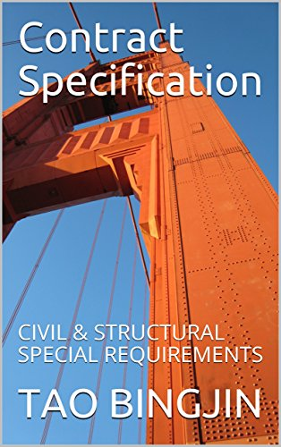 contract-specification-civil-structural-special-requirements