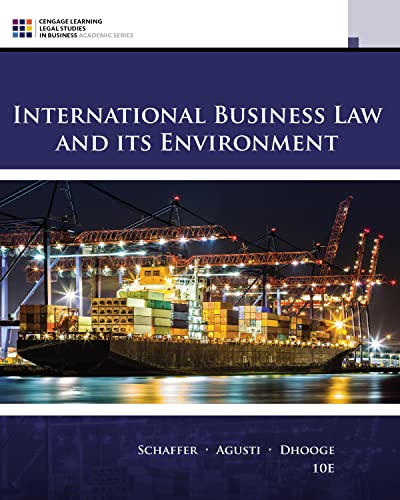 international-business-law-and-its-environment-cengage-learning-legal-studies-in-business