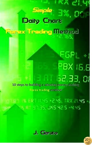 TSimple Daily Chart Forex Trading Method: 10 steps to building a winning money making Forex trading method