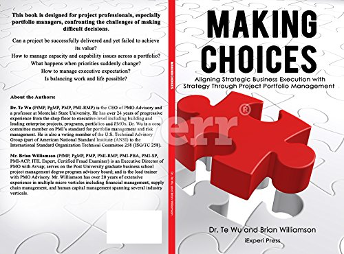 making-choices-aligning-strategic-business-execution-with-strategy-through-project-portfolio-management-strategic-business-execution-series-book-1