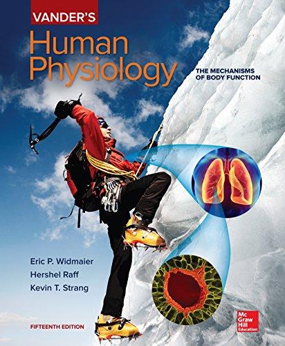 vanders-human-physiology