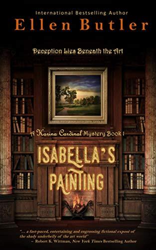 isabellas-painting-karina-cardinal-mystery-book-1