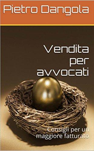 vendita-per-avvocati-italian-edition