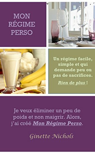 mon-rgime-perso-french-edition