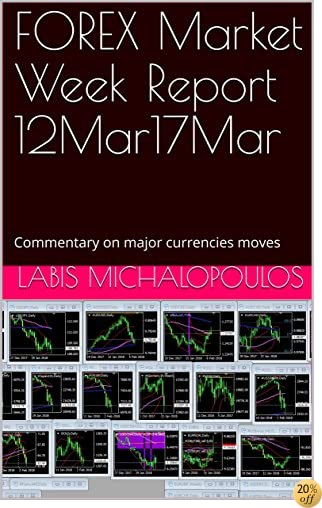 FOREX Market Week Report 12Mar17Mar: Commentary on major currencies moves