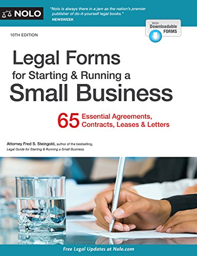 legal-forms-for-starting-running-a-small-business