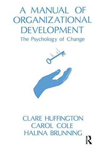 a-manual-of-organizational-development-the-psychology-of-change-systemic-thinking-practice-genes