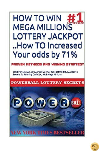 HOW TO WIN MEGA MILLIONS LOTTERY JACKPOT ..How TO Increased Your odds by 71%: 2004 Pennsylvania Powerball Lottery Winner Tells His Secret To winning Cash ... 5 & Mega Millions (Mega Millions Awaits)