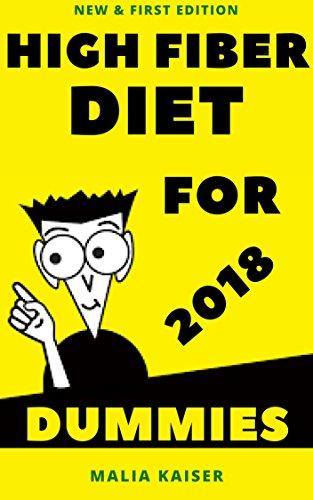high-fiber-diet-for-dummies-2018-new-first-edition