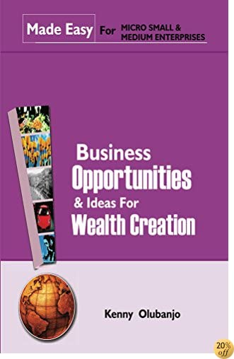 Business Opportunities & Ideas For Wealth Creation