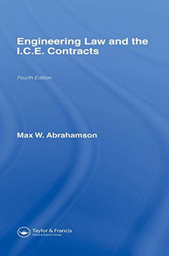 engineering-law-and-the-ice-contracts-fourth-edition