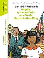 La véritable histoire d'Angela, qui manifesta au côté de Martin Luther King - Christiane Lavaquerie Klein