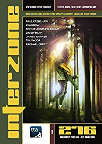 Interzone 276 cover
