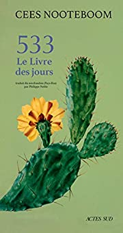 533: Le livre des jours (Lettres…