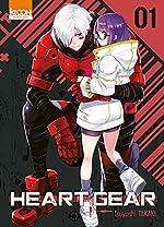 Heart Gear T01 (1) - Tsuyoshi Takaki
