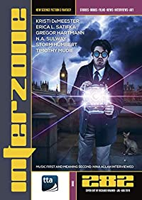 Interzone 282 cover