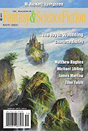 The Magazine of Fantasy & Science Fiction…