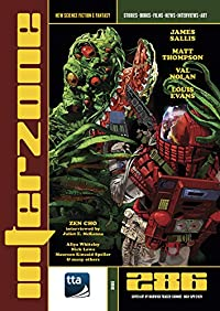 Interzone 286 cover