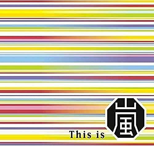 This is 嵐 (初回限定盤) (Blu-ray Disc付)