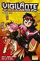 Acheter Vigilante, my hero academia illegals volume 11 sur Amazon