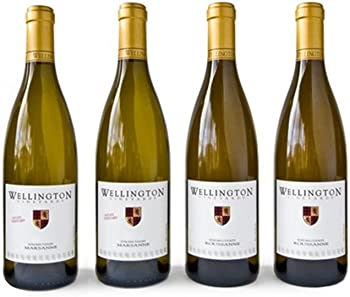 4-Pk. Wellington Vineyards Mixed White