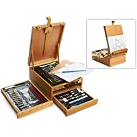 Art 101 97-Pc. Sketch Box Easel