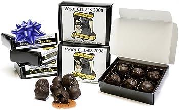 36 Pc. G. Debbas Woot Cellars Wine Filled Chocolates