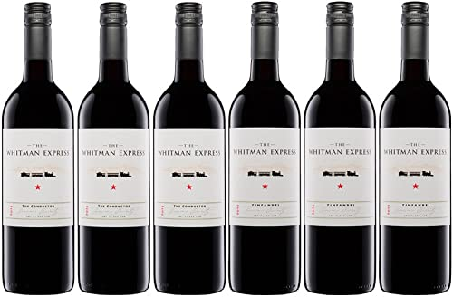 6-Pk. The Whitman Express Mixed Red