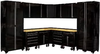 Proslat 15-Pc. Steel Cabinet Set