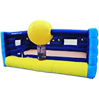 Wonderbounz Mars Landing Constant Air Inflatable Bouncer with LED Game