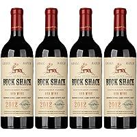 4-Pack Buck Shack Proprietary Red Wine Blend