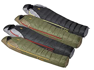 Lapland Mummy Sleeping Bags