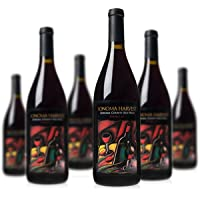 6-Pack Harvest Moon Sonoma County Red Wine