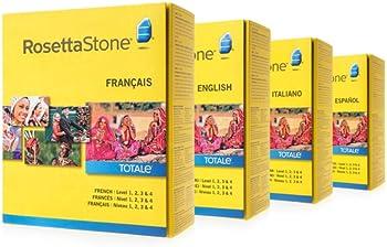 Rosetta Stone Levels 1-4