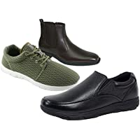 Alpine Swiss Men's Shoes Starts from $15