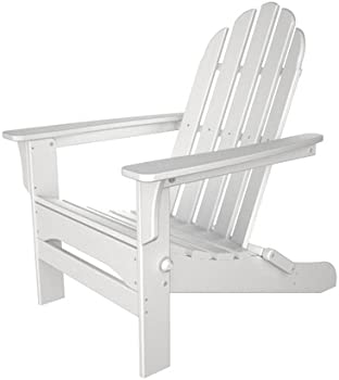 Padir Folding Polywood Adirondack Chair