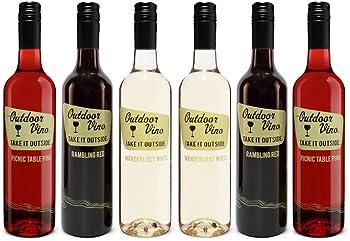 6-Pk. Outdoor Vino Mixed