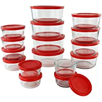 Pyrex 32-Piece Simply Store Glass Set (1126080)