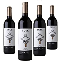 12-Pack Pull Paso Robles Merlot Case