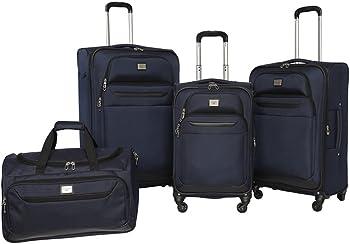 4-Pc. Dockers Classic Luggage Set