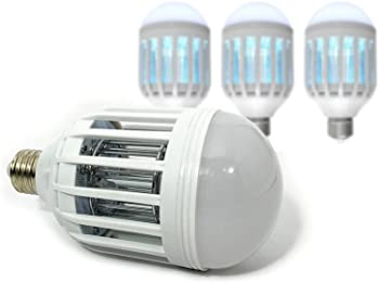 4-Pk. Ultimate Mosquito Killer LED Bulbs